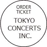 ORDER TICKET Tokyo Concerts