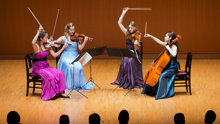 July 10 (Tue.) Student Chamber Music Concert