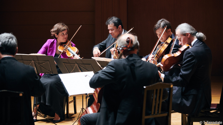 July 5 (Thu.) Gala Concert (Chamber Music Concert by MMCJ Professors)